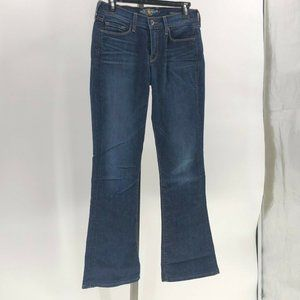 lucky brand sofia boot jeans womens 28